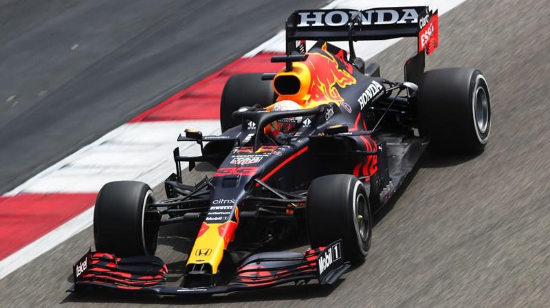 "Šī gada ""Red Bull"" komandas formula. Foto: Motorsport Images"
