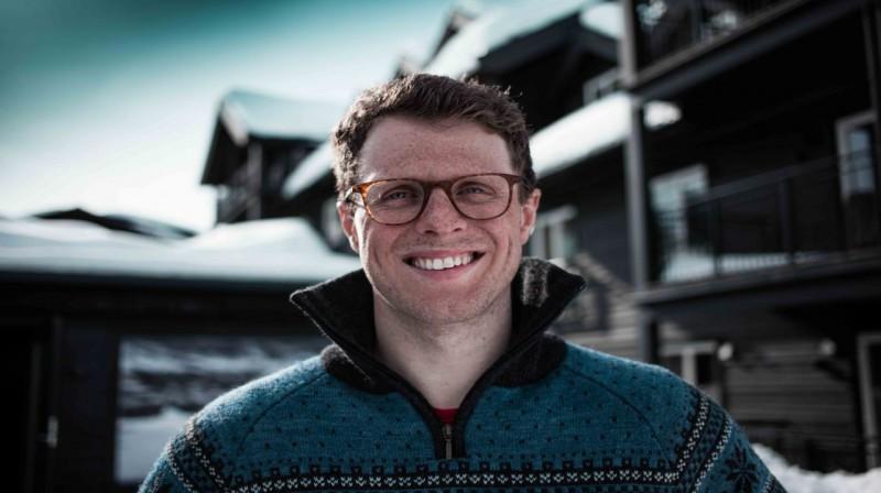 Peters Šinstāds. Foto: Olof Andersson/TV 2