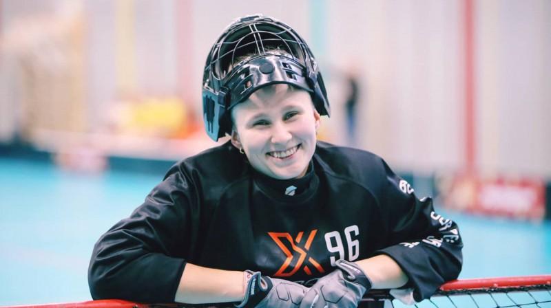 Kristīne Kirilova (FK Ķekava). Publicitātes foto