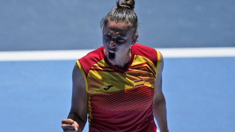 Sāra Sorivesa Tormo. Foto: Reuters/Scanpix