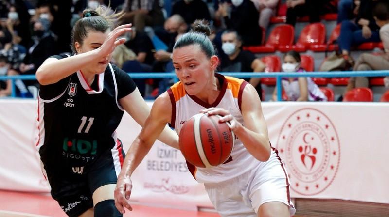 Anete Šteinberga 2021. gada 22. septembrī. Foto: Galatasaray