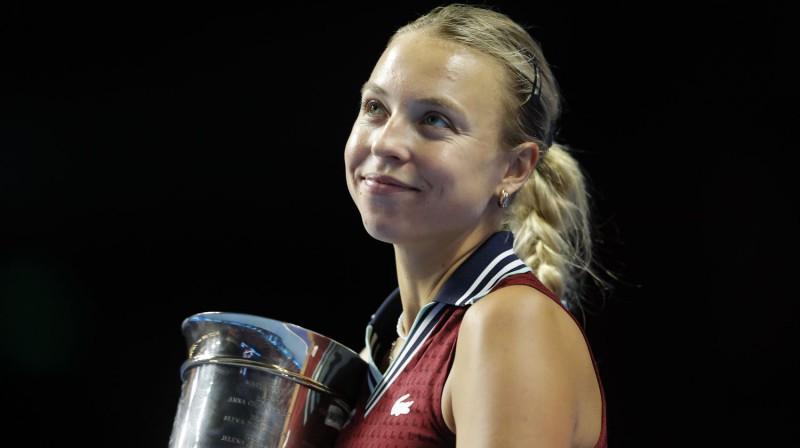 Anete Kontaveita. Foto: Reuters/Scanpix