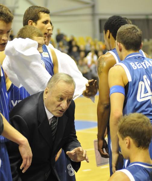 Armands Krauliņš – 48 gadi trenera darbā