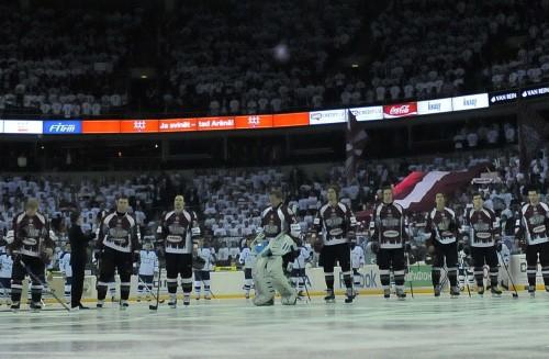 Interesantas tradīcijas sportā - pasaulē un Latvijā
