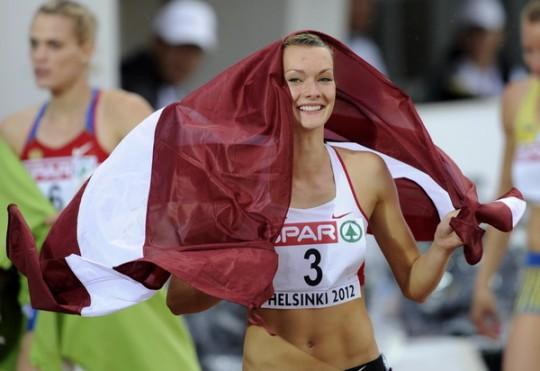 """Latvijai septiņi """"Top 8"""" finiši un 18. vieta Eiropā"""