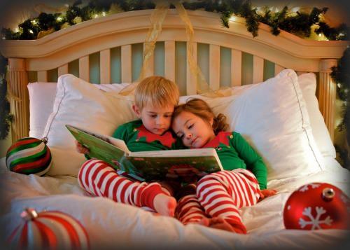 Brīnišķīgākā dāvana bērnam Ziemassvētkos- laba grāmata