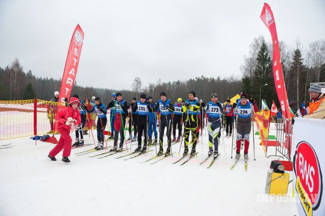 """Svētdien """"FANS"""" tautas slēpojumam trešā sezona"""