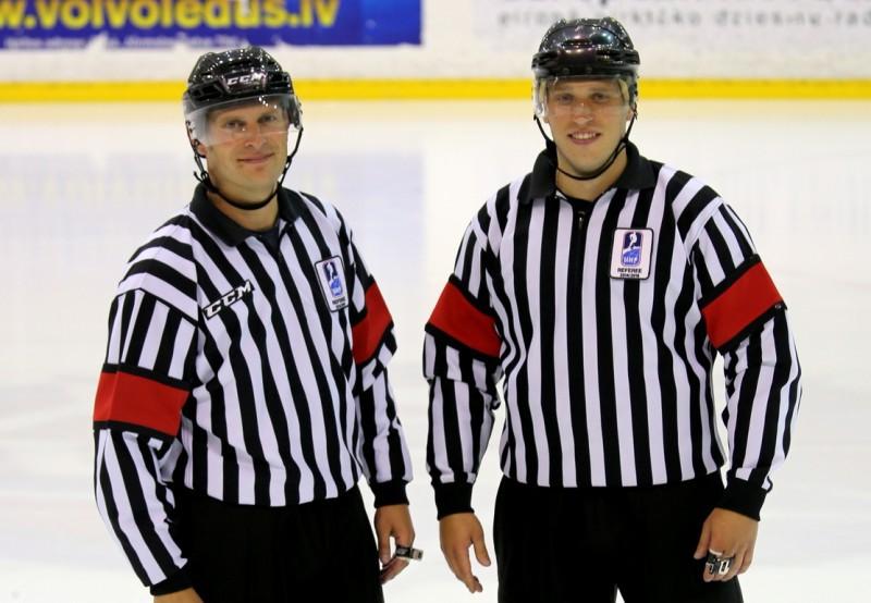 Odiņš un Ansons aiz borta, pasaules čempionātā bez Latvijas tiesnešiem
