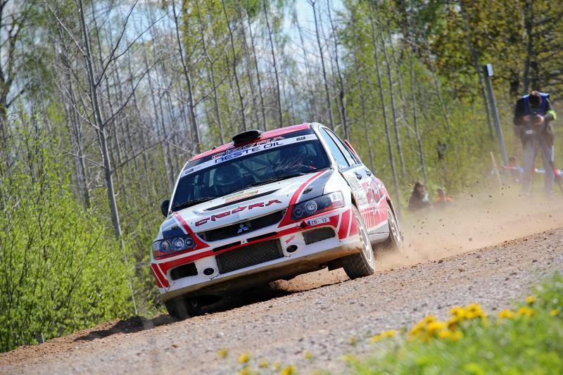 Četri čempioni cīnīsies par ''Rally Talsi 2016'' ceļojošo Čempionu Kausu