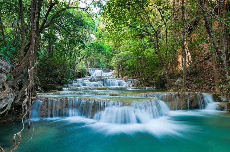 TOP3 Taizemes ūdenskritumi, kas noteikti ir jāredz!