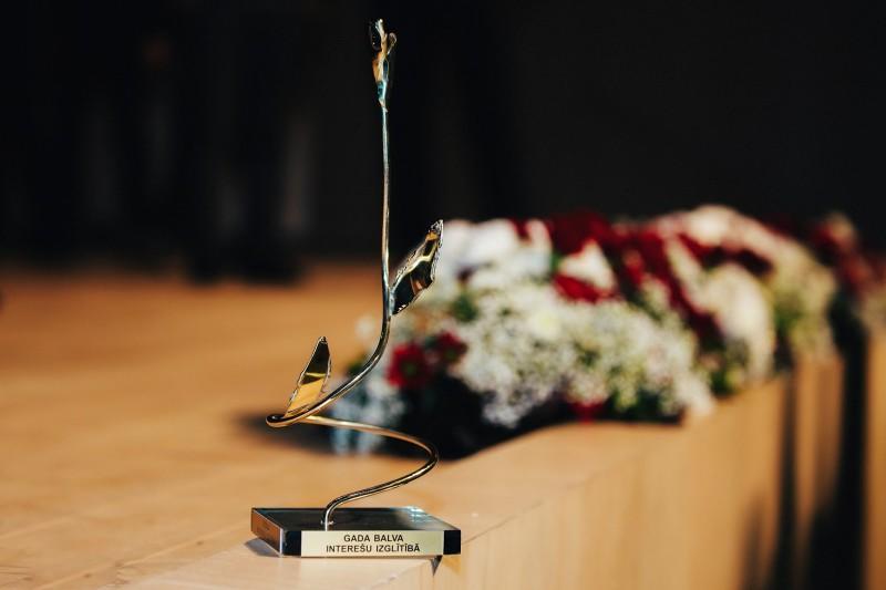 Rīgā pasniegs Gada balvas interešu izglītībā