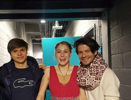 Vasiļjevs un Ņikitina tiek Latvijas izlasē, lai startētu olimpiskajās spēlēs