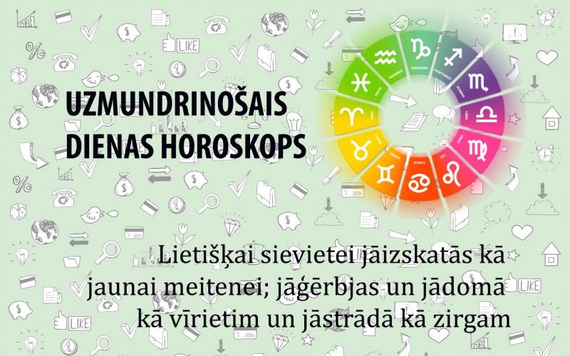 Uzmundrinošie horoskopi 9. februārim visām zodiaka zīmēm