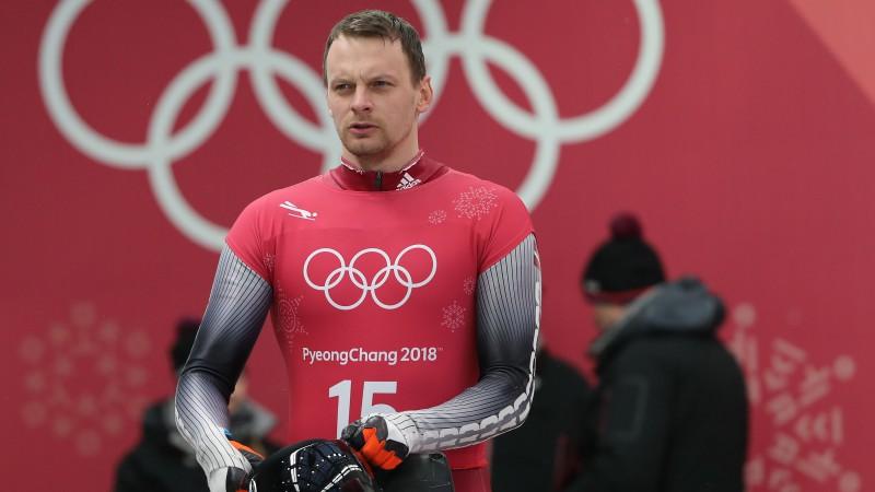 Tomass Dukurs gatavojas startēt Pekinas olimpiskajās spēlēs