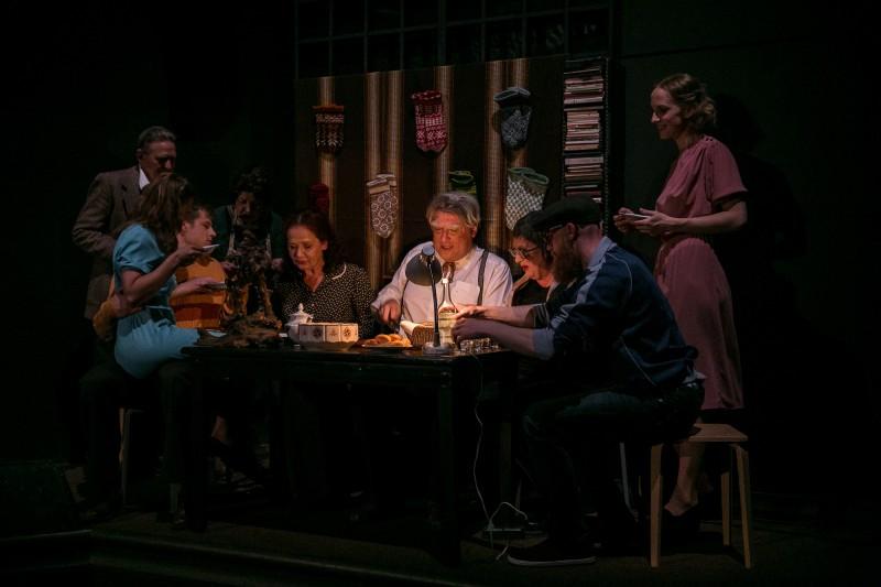 """Valmieras teātris ar izrādi """"Lūcis """" viesosies Nacionālajā teātrī"""