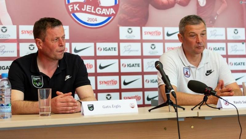 Virslīgā vēl divas atlaišanas: jauni treneri būs arī Jelgavā un Valmierā
