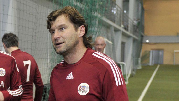 RFS šovakar vadīs bijušais Latvijas izlases kapteinis Zemļinskis