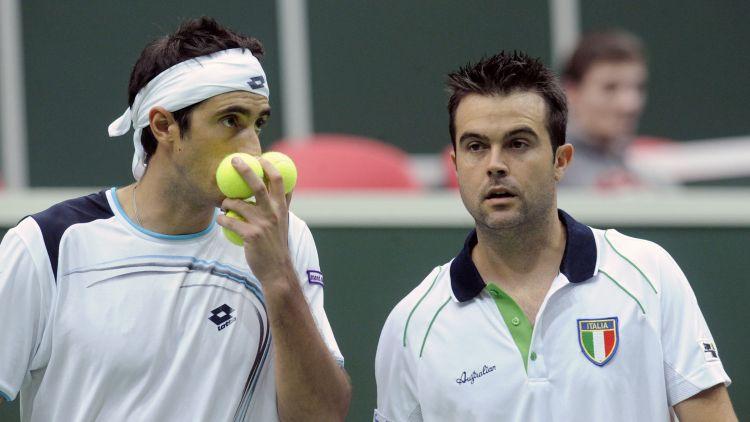 Itāļu tenisistam par spēļu sarunāšanu piespriež mūža diskvalifikāciju un 250 000 dolāru sodu