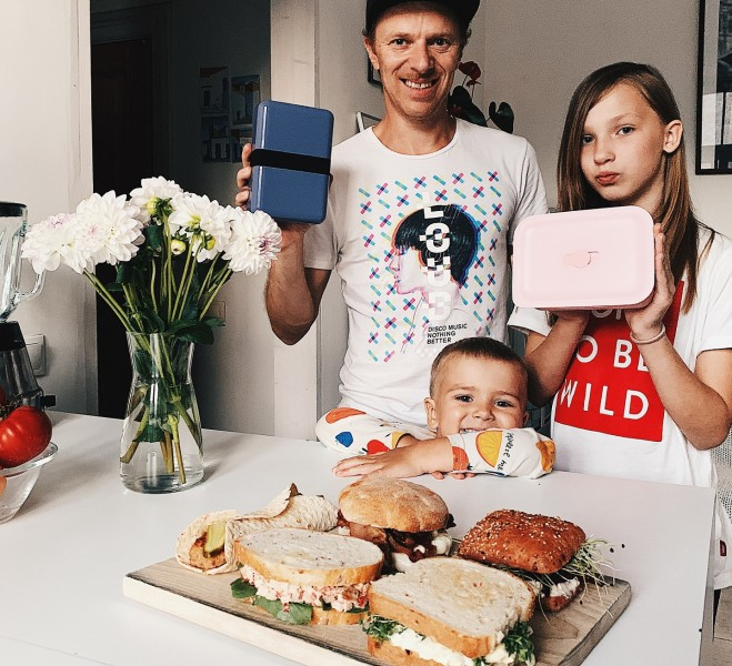 5 ātras un sātīgas sviestmaižu receptes skolēna launaga kārbiņai
