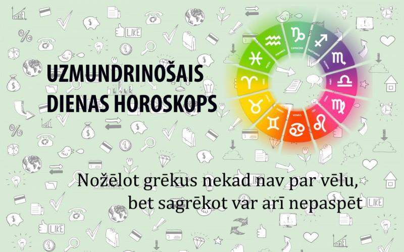 Uzmundrinošie horoskopi 6. janvārim