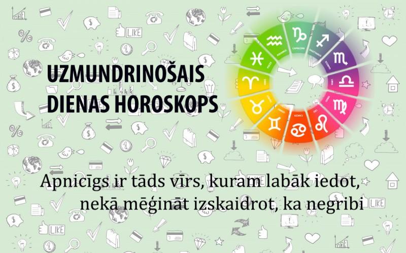 Uzmundrinošie horoskopi 23. janvārim