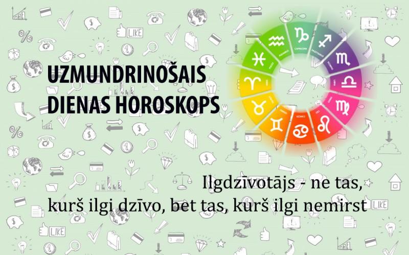 Uzmundrinošie horoskopi 29. janvārim