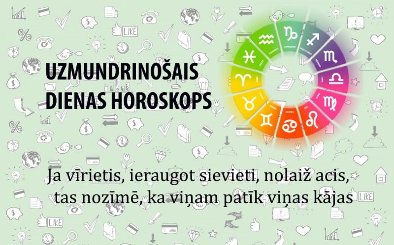 Uzmundrinošie horoskopi 1. februārim visām zodiaka zīmēm
