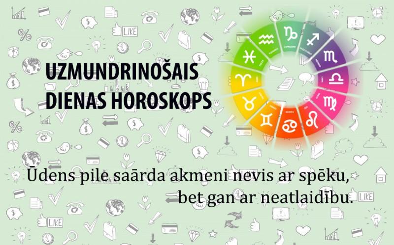 Uzmundrinošie horoskopi 3. februārim visām zodiaka zīmēm