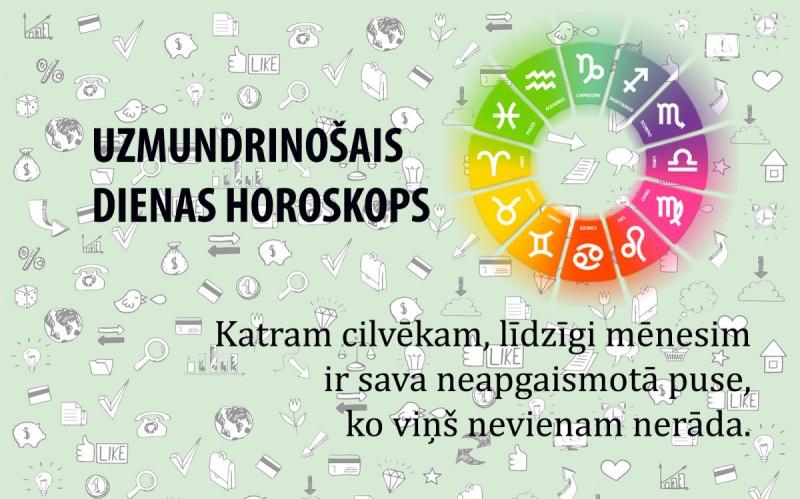Uzmundrinošie horoskopi 23. februārim visām zodiaka zīmēm