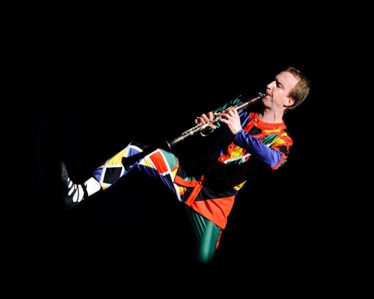 """Zvaigžņu festivālā Štokhauzena """"Arlekīns"""" un izcilais klarnetists Karels Dohnals"""