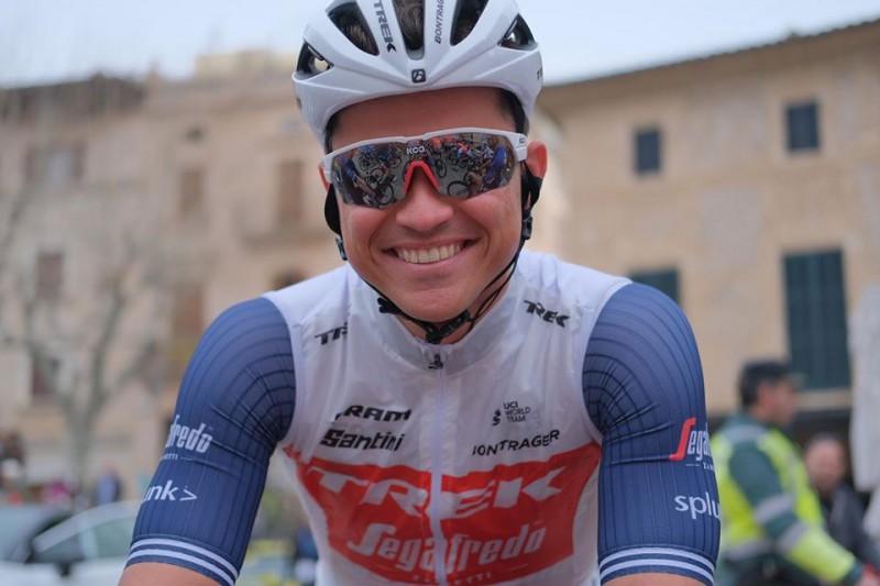 """""""Vuelta a Espana"""" posmā Liepiņam 139. vieta"""