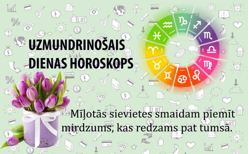 8. marta sieviešu dienas horoskopi visām zodiaka zīmēm