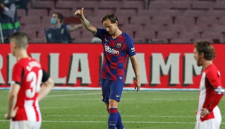 """Barcelona"" tomēr gūst vārtus un turpina cīņu par titulu"