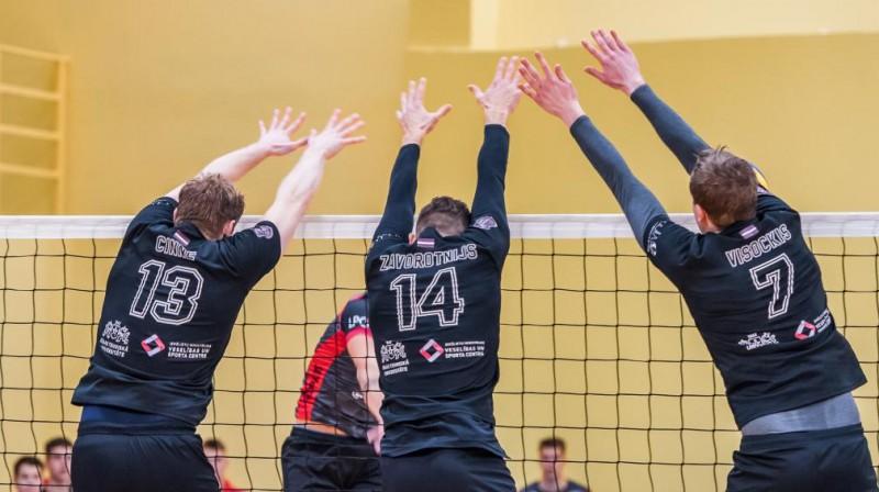 Latvijas volejbola klubi pandēmijas dēļ Baltijā pagaidām spēlēs tikai savā starpā