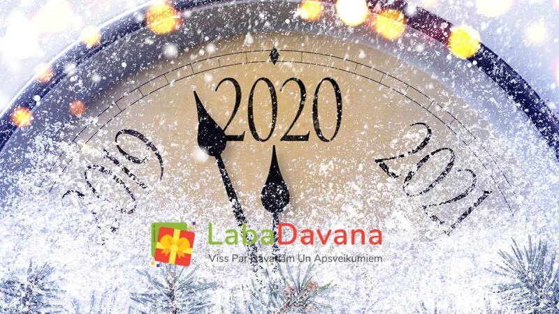 Gada lielākā ballīte – Jaunā gada sagaidīšana