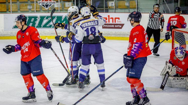 """Sportacentrs.com televīzijā OHL pastarīšu duelis – """"Prizma""""/IHS pret HS """"Rīga"""""""