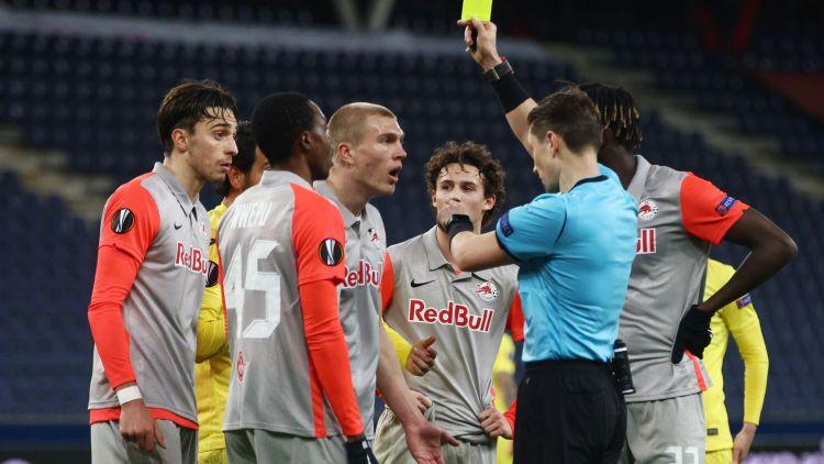 """Treimanis nozīmē 11 metru soda sitienu, """"Arsenal"""" un """"Benfica"""" Romā uzvarētāju nenoskaidro"""