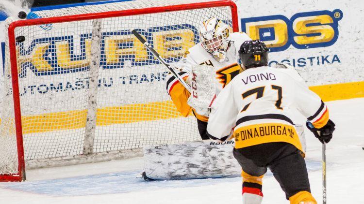 """OHL šodien trīs spēles: vai """"Dinaburga"""" trešo reizi pēc kārtas uzvarēs """"Liepāju""""?"""