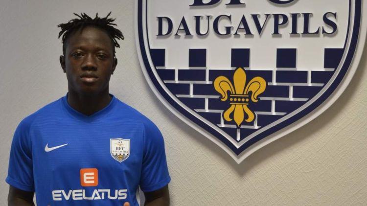 """""""Daugavpils"""" turpina komplektēties ar citu Virslīgas klubu futbolistiem"""
