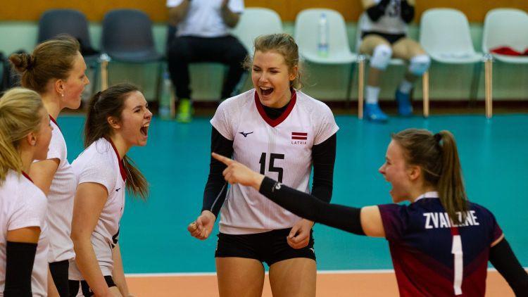 Latvijas dāmu izlase trīs nedēļas pirms turnīra sākusi gatavošanos Eiropas čempionāta atlasei
