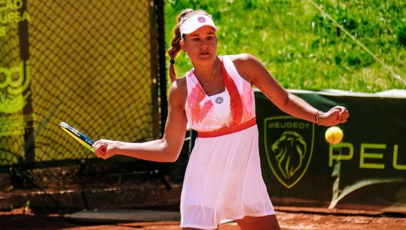 Bartone vienīgā no trim Latvijas tenisistēm kvalificējas Vīsbādenes W80 turnīram