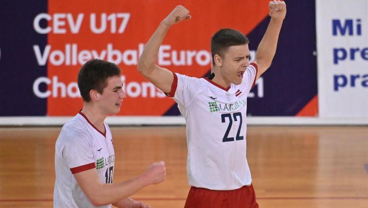 Latvijas U17 izlase uzzina pretiniekus EČ finālturnīrā, pirmā spēle būs pret Turciju