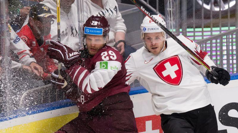 Teksta tiešraide: Latvija - Šveice 0:3 (spēle beigusies)