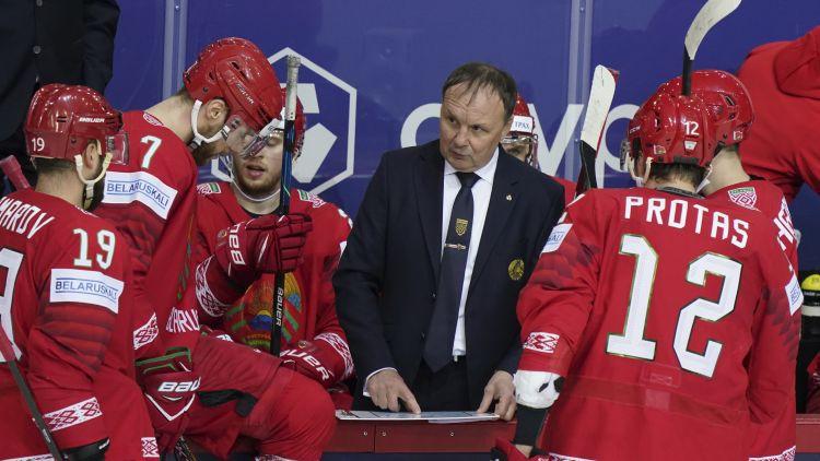 Baltkrievu treneris izceļ dāņu, britu progresu un vīlies pretinieku nenovērtēšanā
