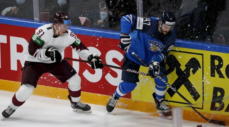 """Rīgas """"Dinamo"""" priekšējai līnijai pievienojas pasaules vicečempions"""