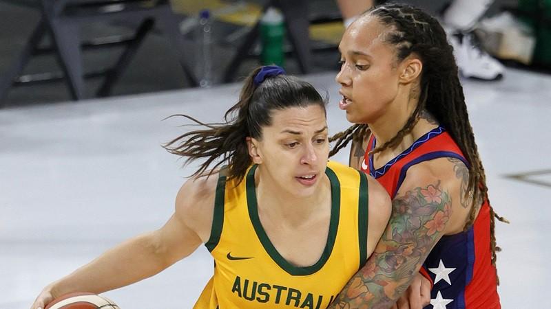 Magbegorai izcila spēle, Austrālija negaidīti atspēlē 13 punktus pret ASV
