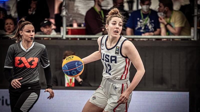 ASV 3x3 basketbola izlasē pēdējā brīža maiņa veselības protokola dēļ