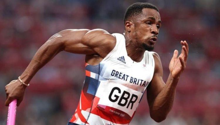 Par dopinga lietošanu pagaidu diskvalifikāciju saņēmis OS vicečempions 4x100 stafetē