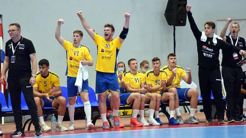Rumānijas U19 handbolistiem otrā uzvara, Latvijai izšķirošā spēle ceturtdien