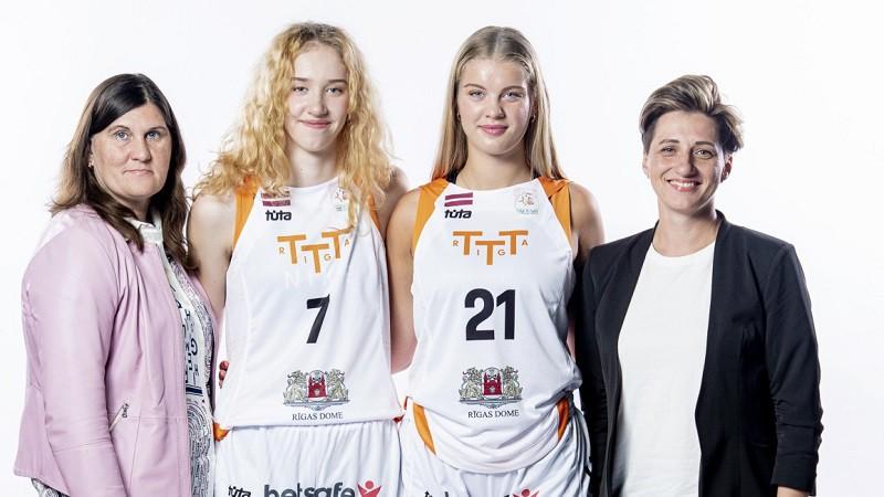 """Trankalei lieliska debija Šauļu rindās, """"TTT/Rīdzene"""" nosargā uzvaru Valmierā"""